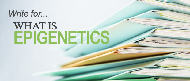 write for what is epigenetics