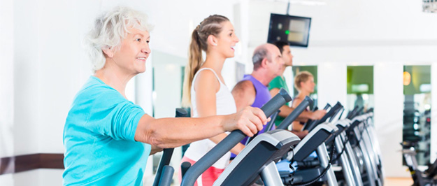 Age and exercise impacts epigenetic mechanisms