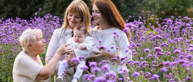 Epigenetic Transfer of Nutrition 'Memory' Ends before Great-Grandchildren