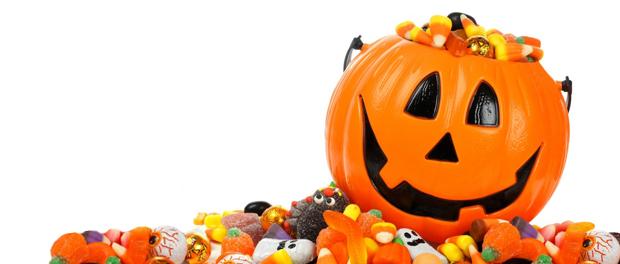 epigenetics halloween candy