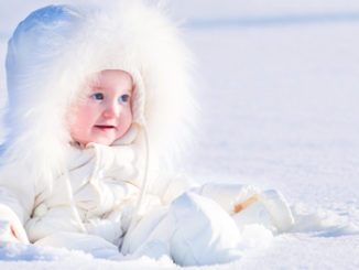 DNA methylation epigenetic signature found in ice babies after prenatal stress