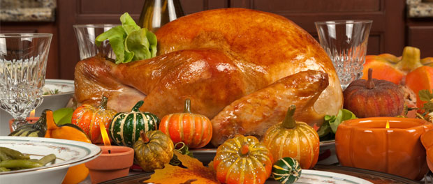The Epigenetic Benefits of Your Thanksgiving Feast