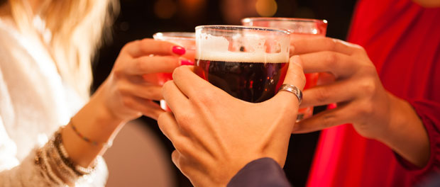 Binge Drinking Can Lead to Harmful Epigenetic Changes