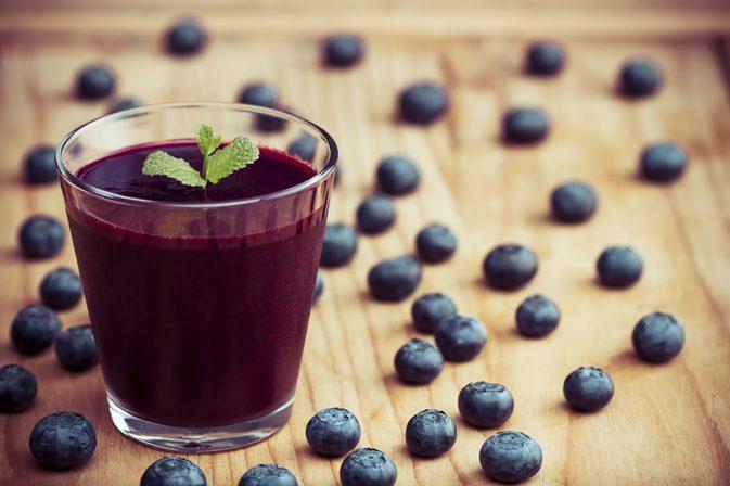 blueberry juice epigenetics
