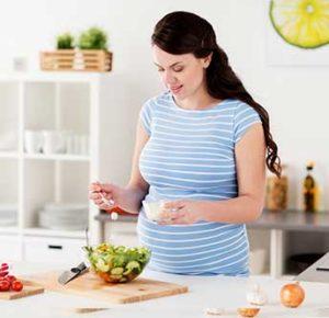 pregnant healthy epigenetics