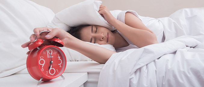 acute short term sleep loss leads to epigenetic changes