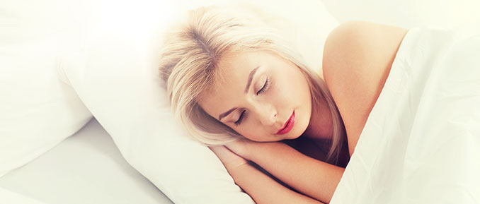 Woman Sleeping Epigenetics