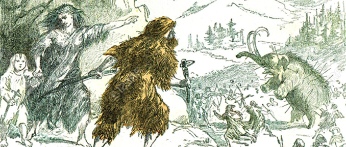 Ancient Sasquatch Epigenetics