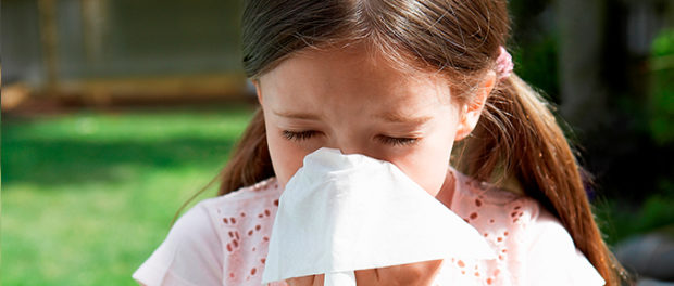 Epigenetic Age Linked to Allergic Conditions in Children