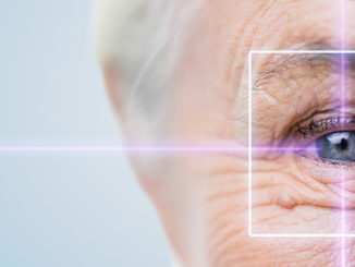 Elderly Woman Eye Epigenetics