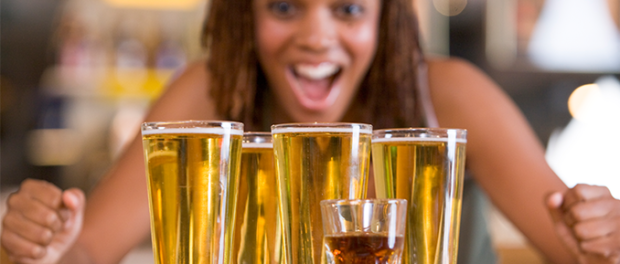 Binge Drinking May Be More Epigenetically Harmful To Women